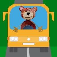 Las ruedas del autobús. Canción infantil