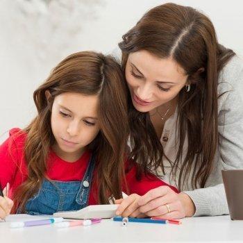 Cómo enseñar al niño a hacer esquemas