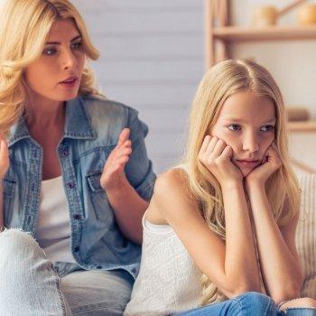 Cómo gestionar las discusiones con los hijos