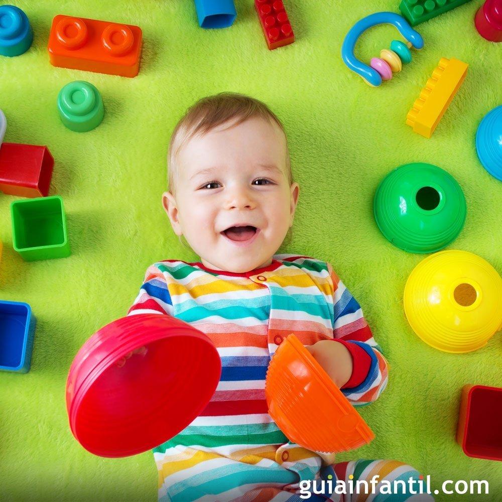 Juguetes Para Bebes De 20 Meses.Los Mejores Juegos Y Juguetes Para Ninos De 0 A 2 Anos