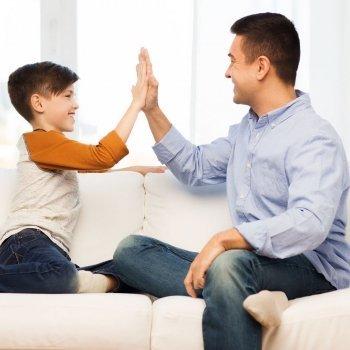Cuándo debemos ceder ante los hijos