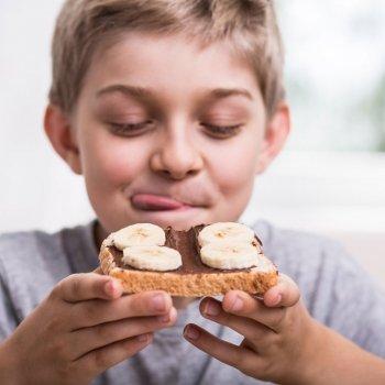 Cómo estimular el sentido del gusto en los niños