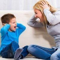 Cuando los niños imitan la mala conducta de sus padres