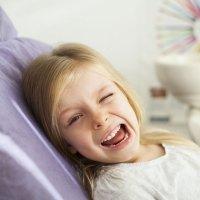 Blanqueamiento dental en la infancia