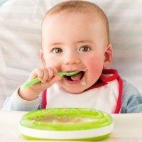 Alimentación complementaria del bebé: nuevas recomendaciones
