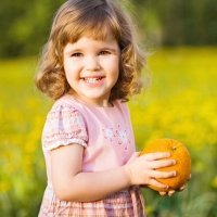 Menú semanal infantil de primavera para niños