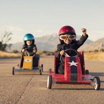 El deporte en la infancia: ¿competir o disfrutar?