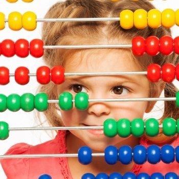 Beneficios de usar el ábaco con los niños