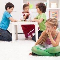 Niños con problemas para hacer amigos