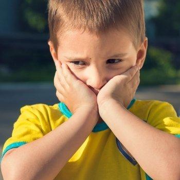 Enseñar al niño a reconocer sus fallos