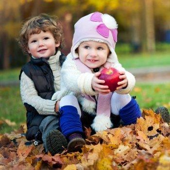 Menú semanal infantil de otoño para niños