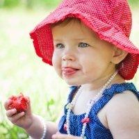 Frutas de primavera para los niños