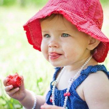 Frutas de primavera para incluir en la dieta de tus hijos