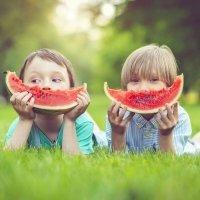 Tabla de frutas de temporada para toda la familia