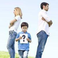 Errores de los padres hacia los hijos en una separación