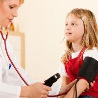 Niños con presión arterial baja