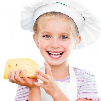Cuál es el mejor queso para los niños