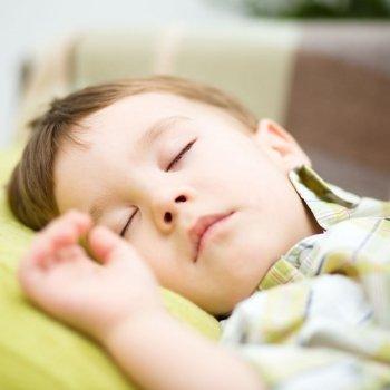 Cómo saber si tu hijo sufre apnea del sueño