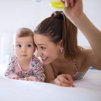 Métodos para enseñar inglés a bebés