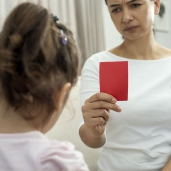 Técnica del semáforo para mejorar la conducta de los niños