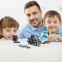 Beneficios del dominó para los niños