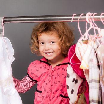 Tabla de tallas de ropa para niños y niñas en diferentes países