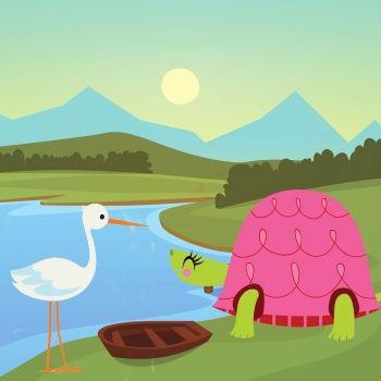 La tortuga Margarita. Cuentos en verso para niños