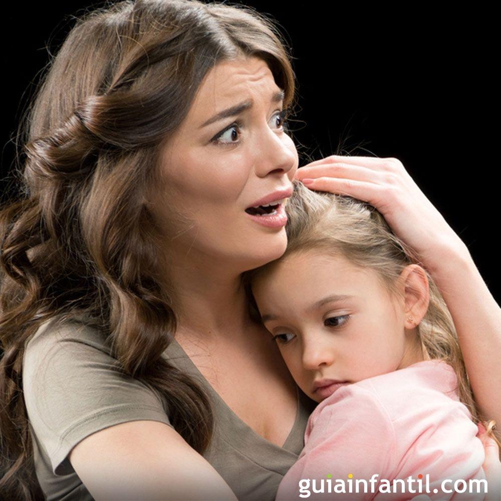 Resultado de imagen para padres e hijos con fobias