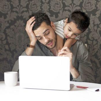 5 consejos para evitar que el niño interrumpa constantemente