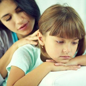 Niños que no se gustan a sí mismos