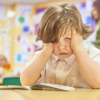 Niños con ritmo lento de aprendizaje
