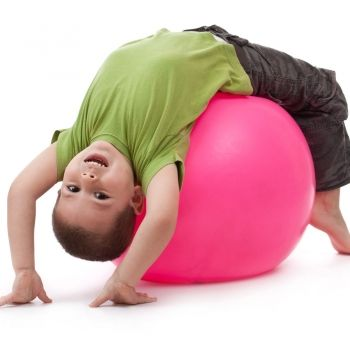 La importancia del ejercicio físico en niños con cáncer
