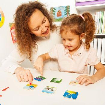Método Glenn Doman para desarrollar las capacidades del niño