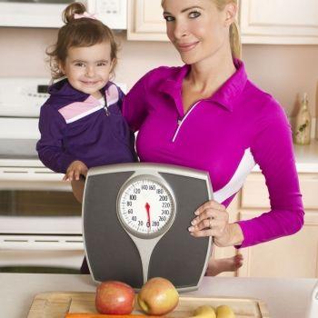 Dieta saludable para perder peso tras el parto