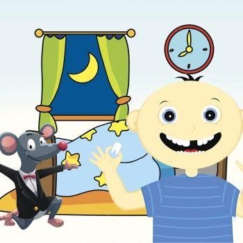 El ratoncito Pérez. Un poema divertido para niños
