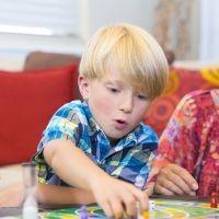 El juego de la rana para niños con problemas con la letra  R