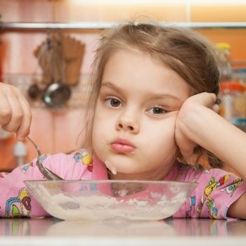 Qué ocurre si el niño no toma suficientes minerales en su dieta