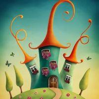 El castillo de mis cuentos. Poesía infantil dedicada a los cuentos