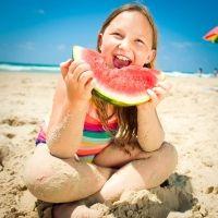 Cómo evitar un corte de digestión en los niños