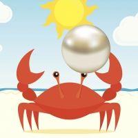 El cangrejo desconfiado. Poemas infantiles con valores