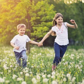 Cómo organizar planes con niños de edades distintas