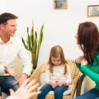 Tipos de custodia compartida de los niños