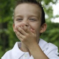 Niños de 5 años que todavía no pronuncian bien