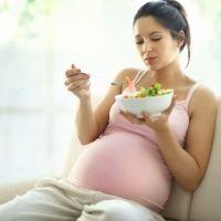 Combatir la falta de apetito en el embarazo a causa del calor
