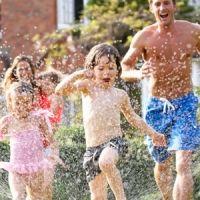 Actividades con niños para los días de mucho calor