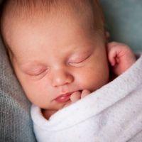 Cómo evitar la pérdida de calor en el bebé recién nacido