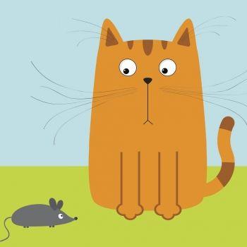 Los ratones. Poema infantil para practicar la letra R