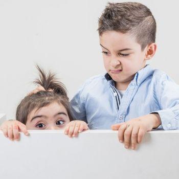 Complejo de Caín o el complejo del hermano mayor en la infancia