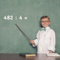 Truco para aprender a dividir por una cifra de forma sencilla