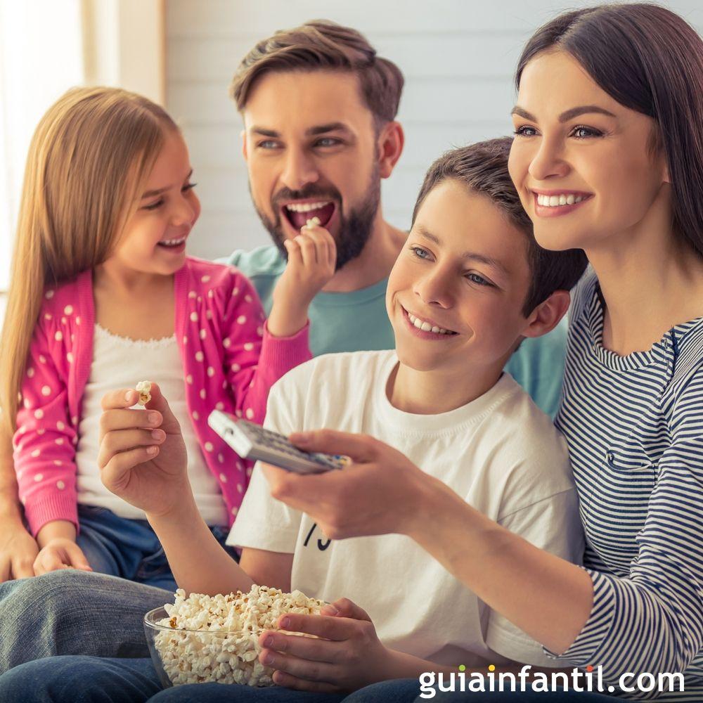 Películas sobre padres e hijos para ver con los niños
